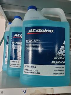 Liquido Limpia Parabrisas Acdelco #52019103-a