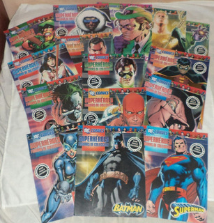 Historietas Coleccionables De Superheroes Dc Comics