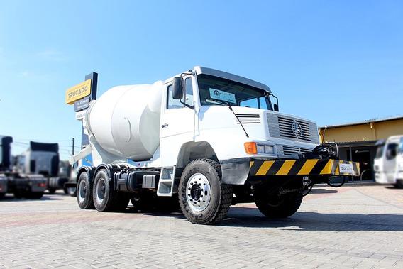 Mb 2635 - 6x4 - Betoneira 8m = Vw Volvo Iveco Volks Ford