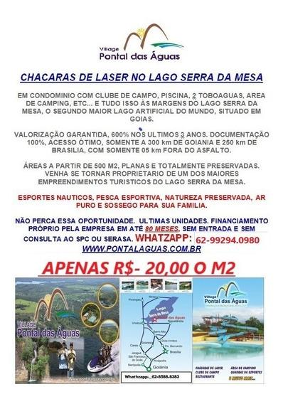 Chacaras De Lazer Lago Serra Da Mesa Imperdivel