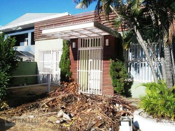 Casa Comercial Para Locação, Jardim Guanabara, Campinas. - Ca1584