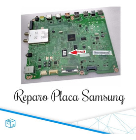Placa Princ. Samsung Un32d5500 Un40d5500 Un46d5500 Reparo