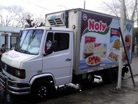 Camion Con Caja Termica Y Equipo De Frio Todo Nuevo!!!!