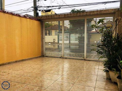 Casa Com 3 Dorms, Aparecida, Santos - R$ 700 Mil, Cod: 12122 - V12122
