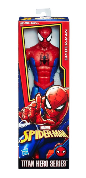 Muñeco Marvel Thor De 30cm Hasbro Original