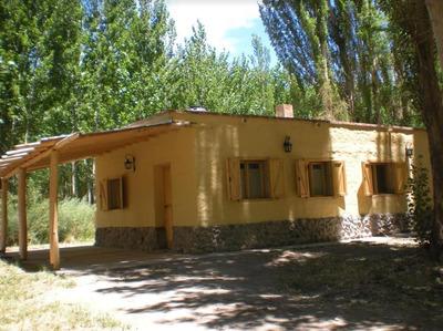 Cabaña De 2 Dormitorios Cuadras De La Laguna - Rodeo Bajada