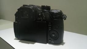 Camera Lumix Gh4 +lente 14-42mm