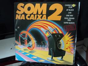 Lp Som Na Caixa 2-o Mais Novo Do Ml-brilhando Seminovo+++