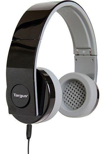 Fone De Ouvido Targus Ta-10hp Supra Auricular Cinza