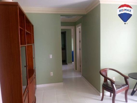 Apartamento Com 2 Dormitórios, 63 M² - Pleno Residencial - Centro - Ananindeua/pa - Ap0526