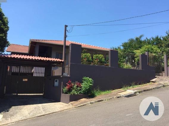 Casa Com 4 Dormitórios À Venda, Rondônia - Novo Hamburgo/rs - Ca2643
