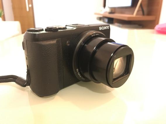 Câmera Semiprofissional Sony Hsc Hx50 - Zoom 30x