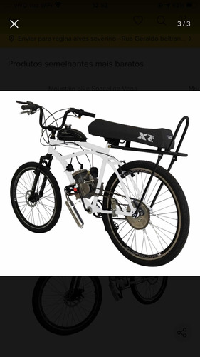 Imagem 1 de 1 de Bicicleta Motorizada