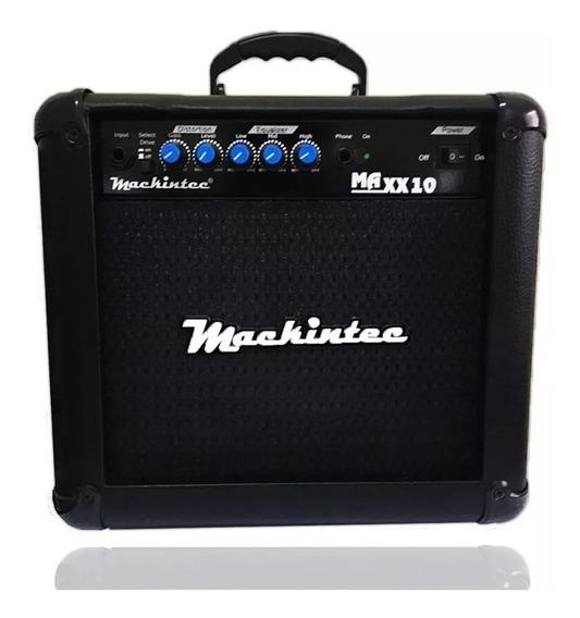 Amplificador Para Guitarra Mackintec Maxx 10 Oferta!