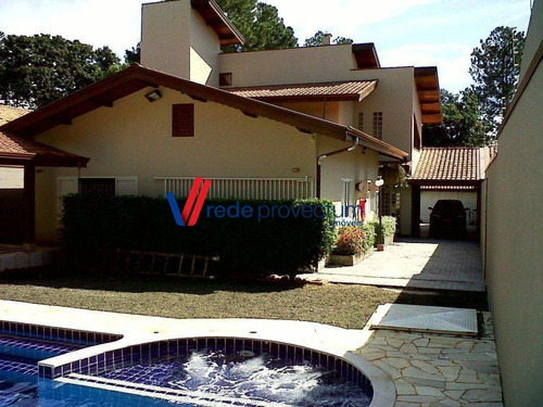 Casa À Venda Em Chácara Santa Margarida - Ca221970