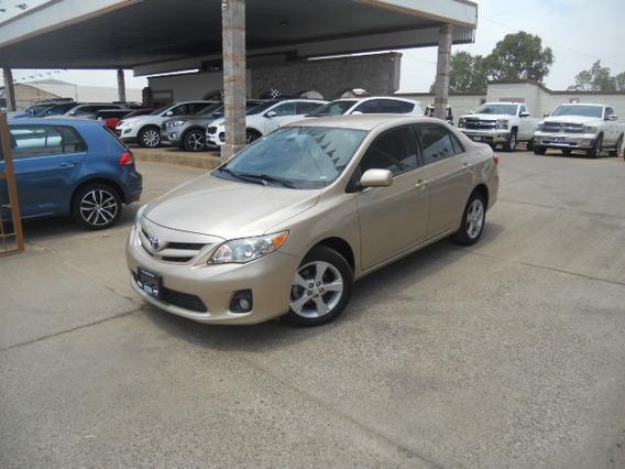 Toyota Corolla 2012 1.8 Xle Aa Ee Cd R-16 Abs At