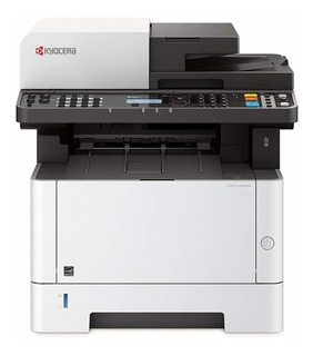 Impresora multifunción Kyocera Ecosys M2040DN 110V blanca y negra