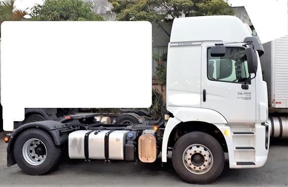 Vw 19.360 4x2 V-tronic Teto Alto 2018 / 2019 C/ 170.000 Km
