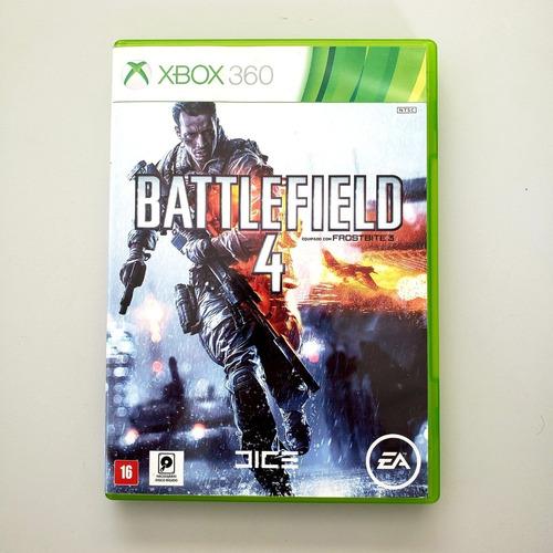Battlefield 4 Original Xbox 360