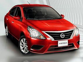 Nissan Versa Advance Mt 2019