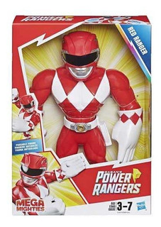 Playskool Power Rangers Mega Mighties Red Ranger