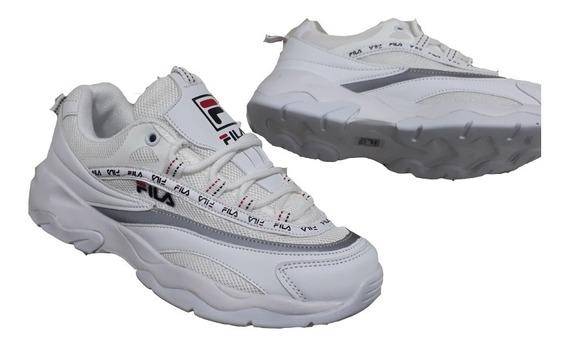 Zapatos Fila Botas Dama Caballero. Original