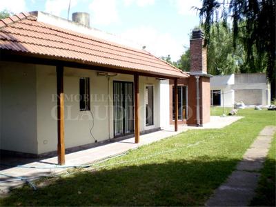 Casa Venta En Villa Tesei