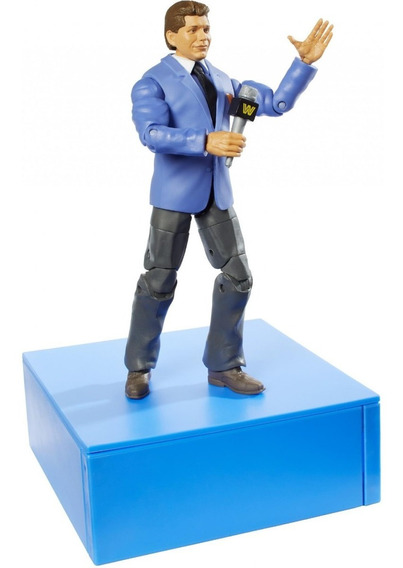 Mattel WWE BASIC 78 Shane McMahon Figura De Acción