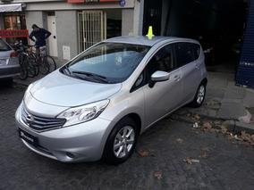 Nissan Note 1.6 Sense 110cv 2016 Nafta
