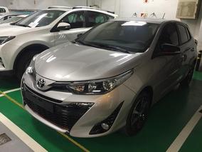 Toyota Yaris S Cvt Mz