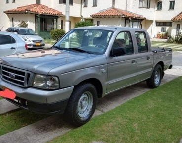 Ford 2007 4x2