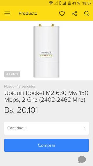 Roket M2 Ubiquiti