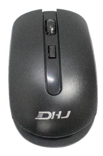 Mouse Sem Fio Haiz 1600dpi 2.4g Com Botão Dpi Hz-4000