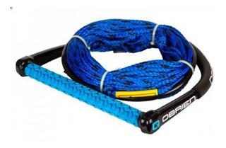 Manillar De Wakeboard Poly E-wake Combo - Azul (no Envios)