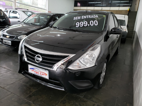 Nissan Versa 1.0 2018 12v Conforto 4p