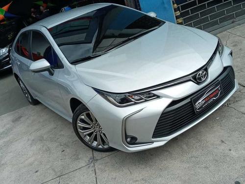 Imagem 1 de 13 de Toyota Corolla 2021 2.0 Xei Dynamic Force Flex Aut. 4p