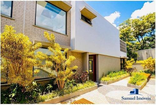 Casa À Venda, 355 M² Por R$ 5.199.000,00 - Indianópolis - São Paulo/sp - Ca0432