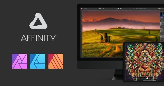 Serif Affinity Photo - Designer - Publisher 1.8 (2020)