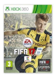 Fifa 17 Juego Xbox 360 Original Digital + Oferta