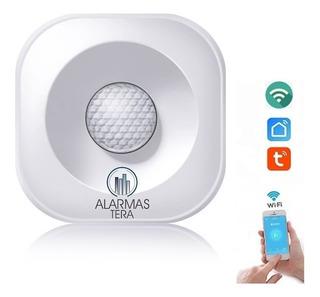 S4 Alarma Casa Sensor De Movimiento Pir Smartlife Wifi Tuyasmart Casa Inteligente