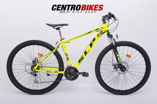 Bicicleta Mtb Slp 5 Pro R29 21v. - Frenos Disco - Suspension