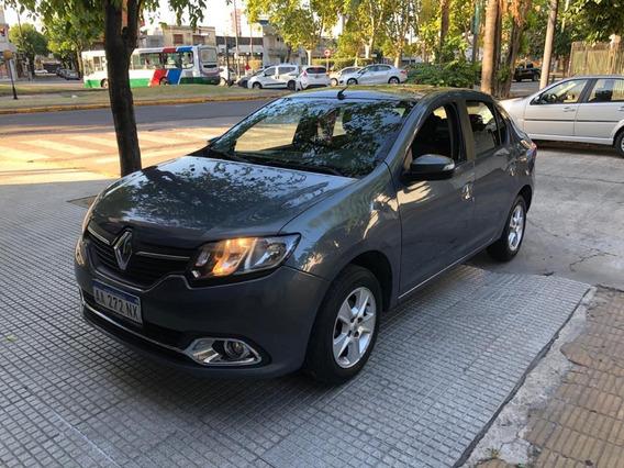 Renault Logan Privilege 1.6 4p 2016 Unico Dueño Autosmania