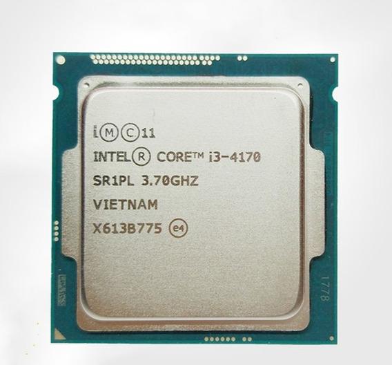 Processador Intel Core I3 4170 Lga 1150 Seminovo Garantia!