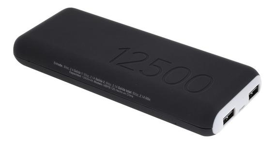 Bateria Portatil Power Bank Mobo Master 12500 Mah 2.1a/1