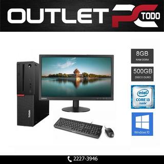 Computadora Lenovo M700 Core I3 6300, Ram 8gb, Disco 500gb