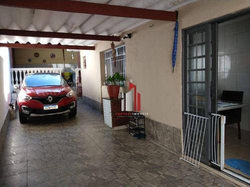 Imagem 1 de 30 de Casa Com 4 Dormitórios À Venda, 120 M² Por R$ 999.999,80 - Jaraguá - São Paulo/sp - Ca0327