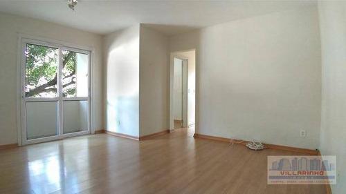 Apartamento Com 3 Dormitórios À Venda, 71 M² Por R$ 270.000,00 - Cavalhada - Porto Alegre/rs - Ap1271