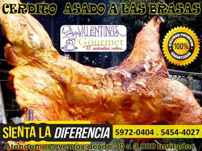 Catering Y Banquetes En Guatemala Cerdos Asados Cerditos