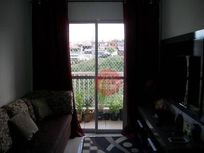 Apartamento Residencial À Venda, Guaianazes, São Paulo. - Ap8840