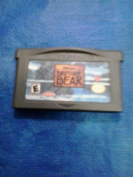 Disney Brother Bear Game Boy Advance Original Frete 15